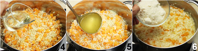 pumpking risotto recipe